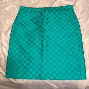 Money green Pencil Skirt !